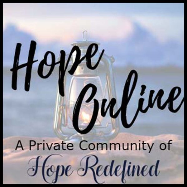 Hope Online Community