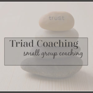 Triad Coaching Small Group