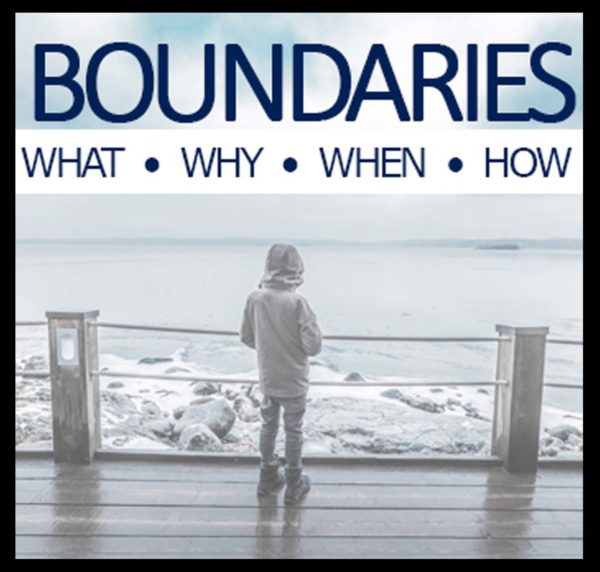 Boundaries Support Group