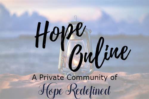 Hope Online Community